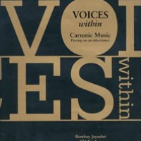Voices Within: Carnatic Music - Passing on an inheritance